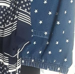 Just My Size Star Jeans